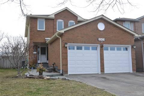 House for sale at 3503 Cherrington Cres Mississauga Ontario - MLS: W4421584