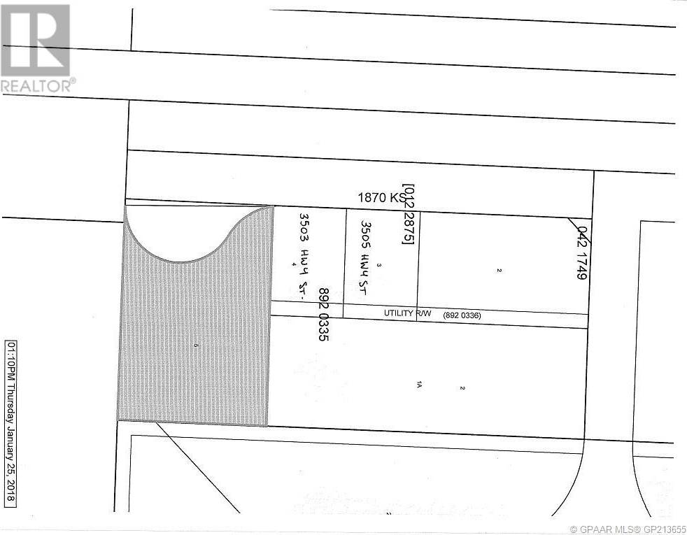 Home for sale at 3503 Highway Street Crescent Valleyview Alberta - MLS: GP213655