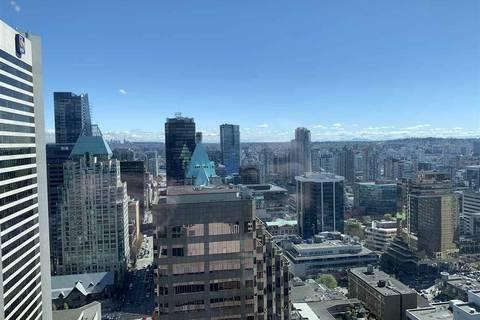 3504 - 1111 Alberni Street, Vancouver | Image 1