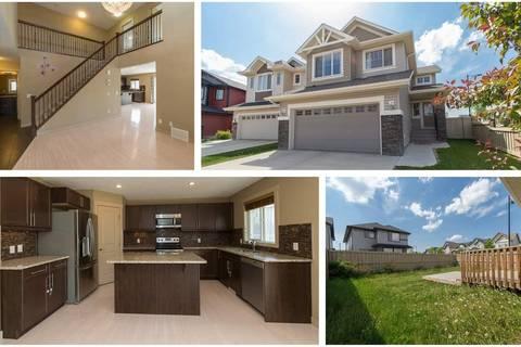 House for sale at 3504 Abbott Cs Sw Edmonton Alberta - MLS: E4160835