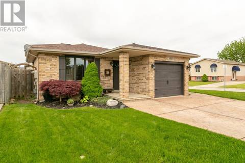 House for sale at 3505 Innerkip Cres Windsor Ontario - MLS: 19018593