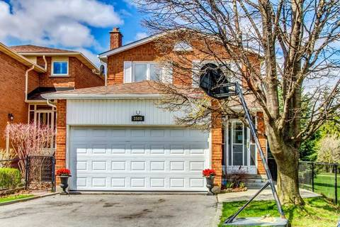 House for sale at 3505 Woodhurst Cres Mississauga Ontario - MLS: W4460612