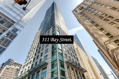 Home for rent at 311 Bay St Unit 3506 Toronto Ontario - MLS: C4830147