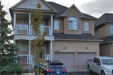 House for rent at 3506 Aquinas Ave Mississauga Ontario - MLS: W4553242