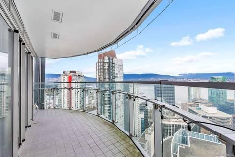 Condo for sale at 1151 Georgia St W Unit 3507 Vancouver British Columbia - MLS: R2425887