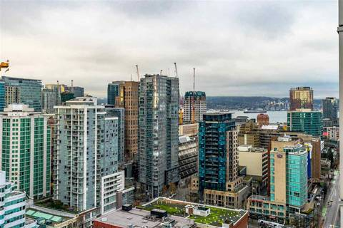 Condo for sale at 928 Beatty St Unit 3507 Vancouver British Columbia - MLS: R2437340