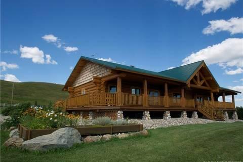 Home for sale at 3507 Range Road 28-5  Rural Pincher Creek Md Alberta - MLS: LD0136987
