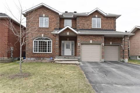 House for sale at 3507 Wyman Cres Ottawa Ontario - MLS: 1147483