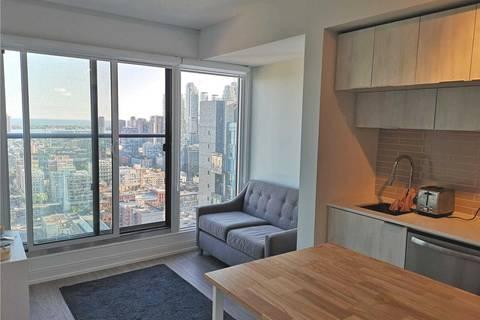 Apartment for rent at 181 Dundas St Unit 3508 Toronto Ontario - MLS: C4678023