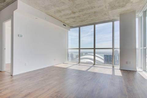 Apartment for rent at 88 Blue Jays Wy Unit 3508 Toronto Ontario - MLS: C4420899
