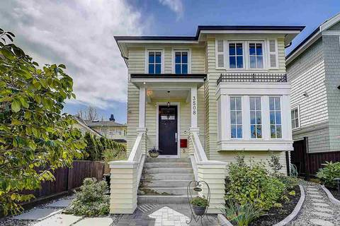 House for sale at 3508 17th Ave W Vancouver British Columbia - MLS: R2384480