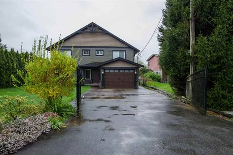 House for sale at 35084 Sward Rd Mission British Columbia - MLS: R2452031