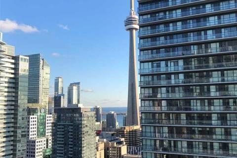 Apartment for rent at 101 Peter St Unit 3509 Toronto Ontario - MLS: C4680973