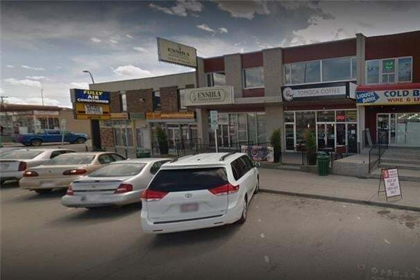 Commercial property for lease at 3509 17 Ave Southeast Calgary Alberta - MLS: C4244594