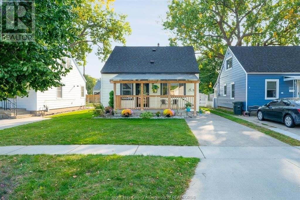 House for sale at 3509 Girardot  Windsor Ontario - MLS: 20014150
