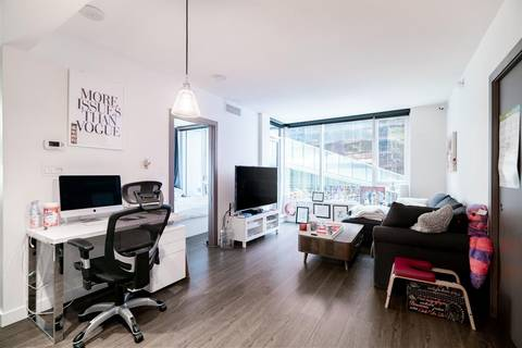 Condo for sale at 38 Smithe St Unit 351 Vancouver British Columbia - MLS: R2419380