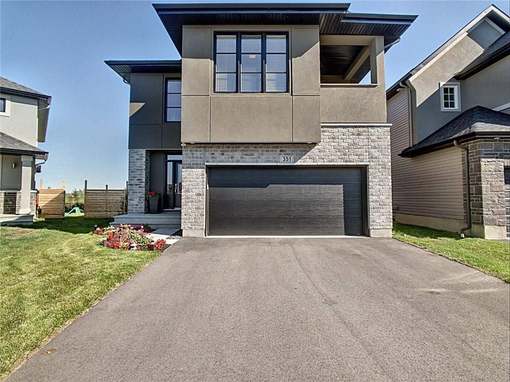 House for sale at 351 Andalusian Cres Kanata Ontario - MLS: 1170488