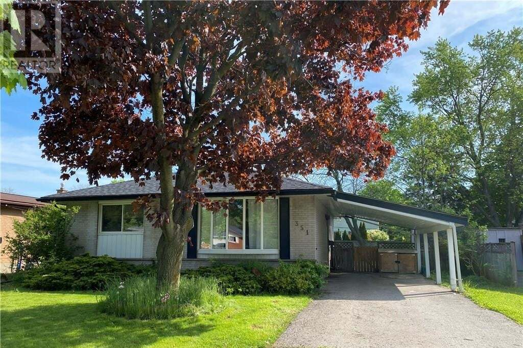 House for rent at 351 Appleby Line Burlington Ontario - MLS: 30809146