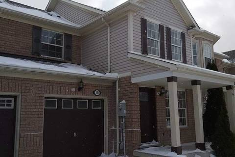 Townhouse for rent at 351 Baverstock Cres Milton Ontario - MLS: W4703762