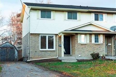 Townhouse for sale at 351 Carlton St St. Catharines Ontario - MLS: X4648817