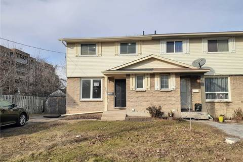 Townhouse for sale at 351 Carlton St St. Catharines Ontario - MLS: X4728012