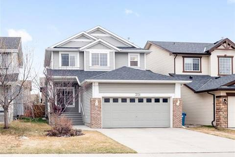 House for sale at 351 Cougar Ridge Dr Southwest Calgary Alberta - MLS: C4243533
