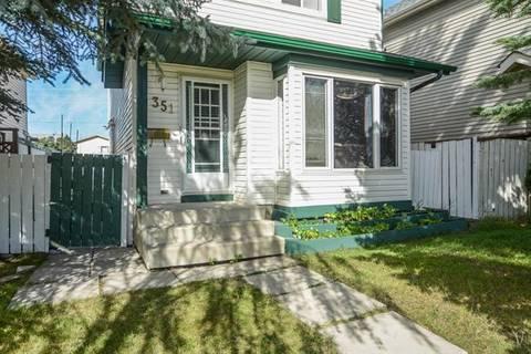 House for sale at 351 Falton Dr Northeast Calgary Alberta - MLS: C4265894