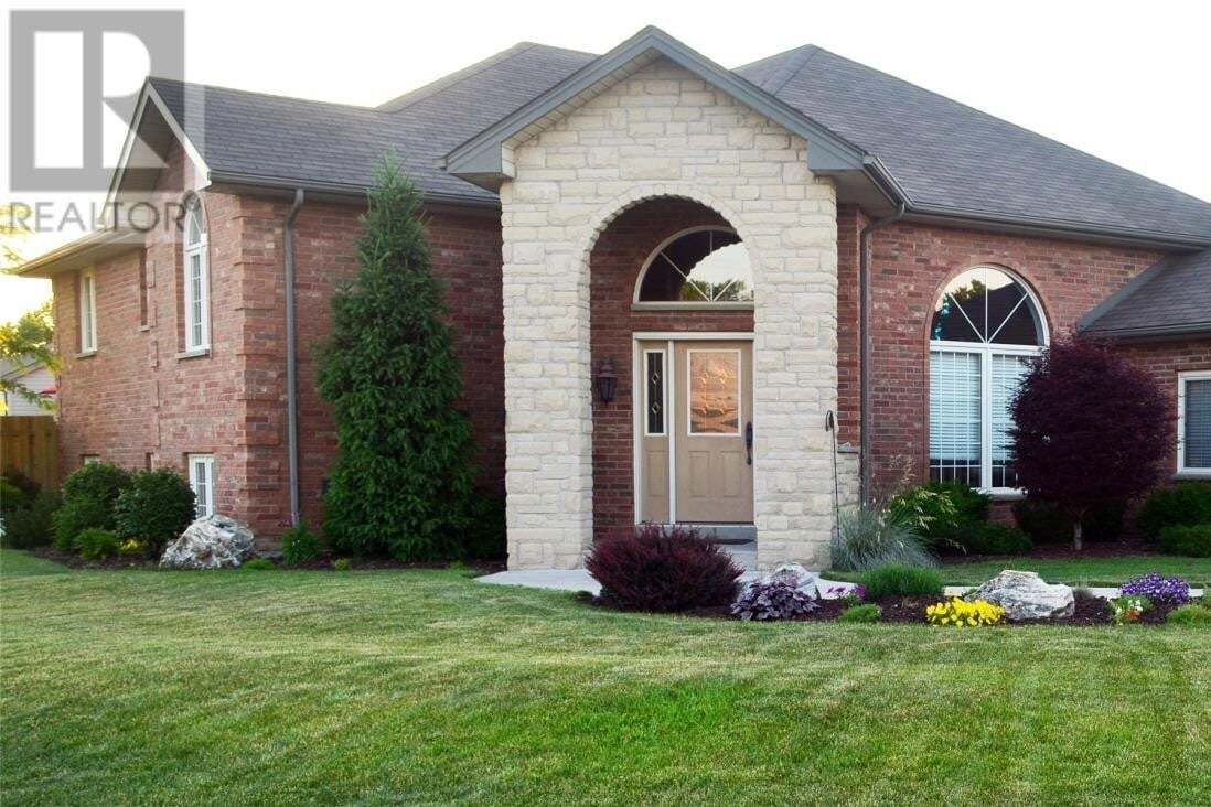 House for sale at 351 Forest Hill Ct Amherstburg Ontario - MLS: 20004462