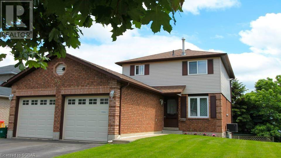 House for sale at 351 Galloway Blvd Midland Ontario - MLS: 248185