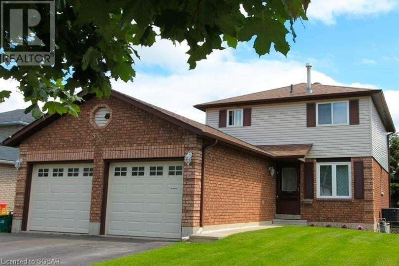 House for sale at 351 Galloway Blvd Midland Ontario - MLS: 258226