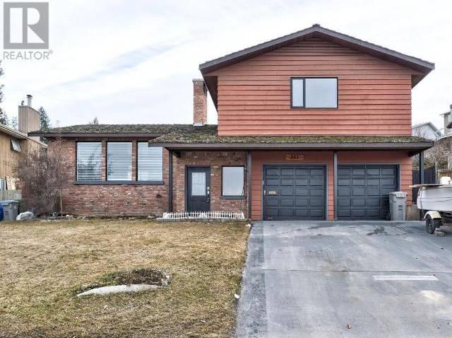 House for sale at 351 Gleneagles Drive  Kamloops British Columbia - MLS: 156028