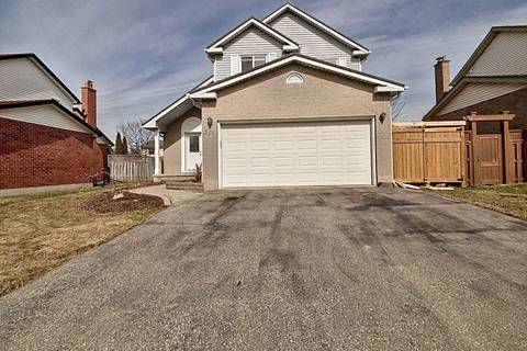 House for sale at 351 Grand River Blvd Kitchener Ontario - MLS: X4723348