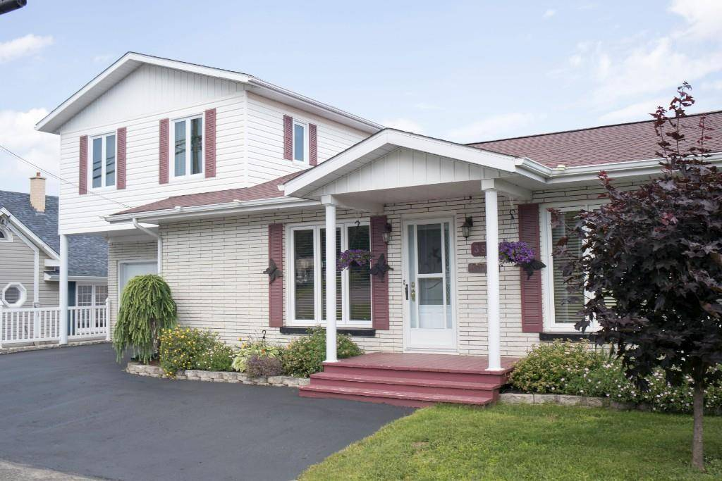 House for sale at 351 Portage Rd Grand-sault New Brunswick - MLS: NB028712