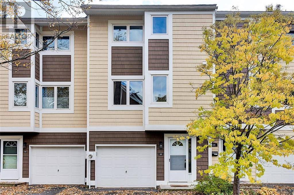 Townhouse for sale at 351 Stowe Ct Ottawa Ontario - MLS: 1172612