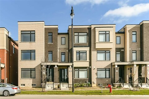 Townhouse for sale at 351 Veterans Dr Brampton Ontario - MLS: W4973862