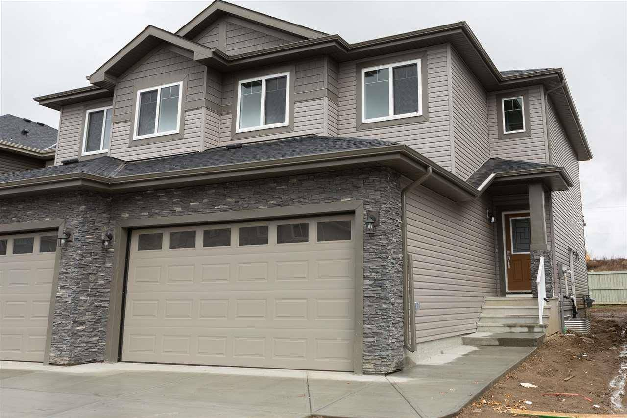 Townhouse for sale at 3510 49 Ave Beaumont Alberta - MLS: E4175574