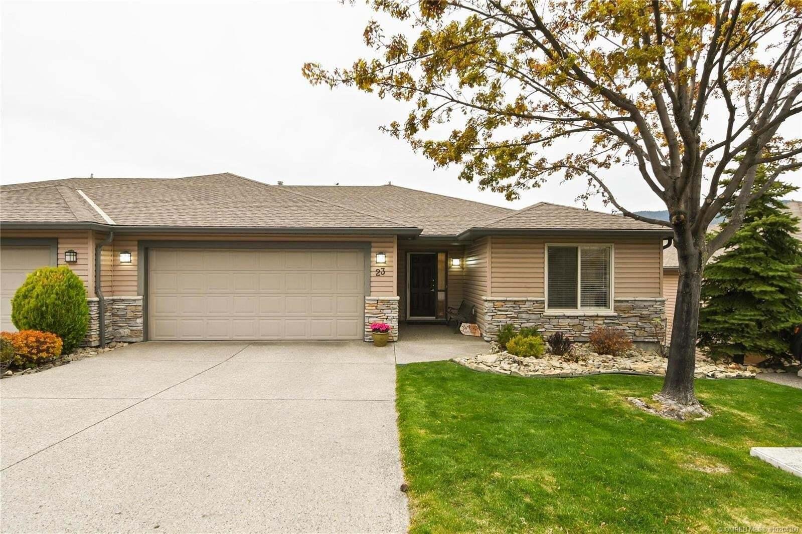 Townhouse for sale at 3512 Ridge Blvd West Kelowna British Columbia - MLS: 10204300
