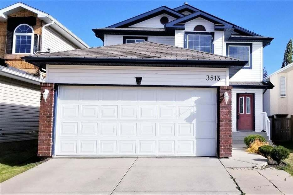 House for sale at 3513 25 St NW Edmonton Alberta - MLS: E4216901