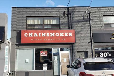 Commercial property for lease at 3513 Bathurst St Toronto Ontario - MLS: C4662826