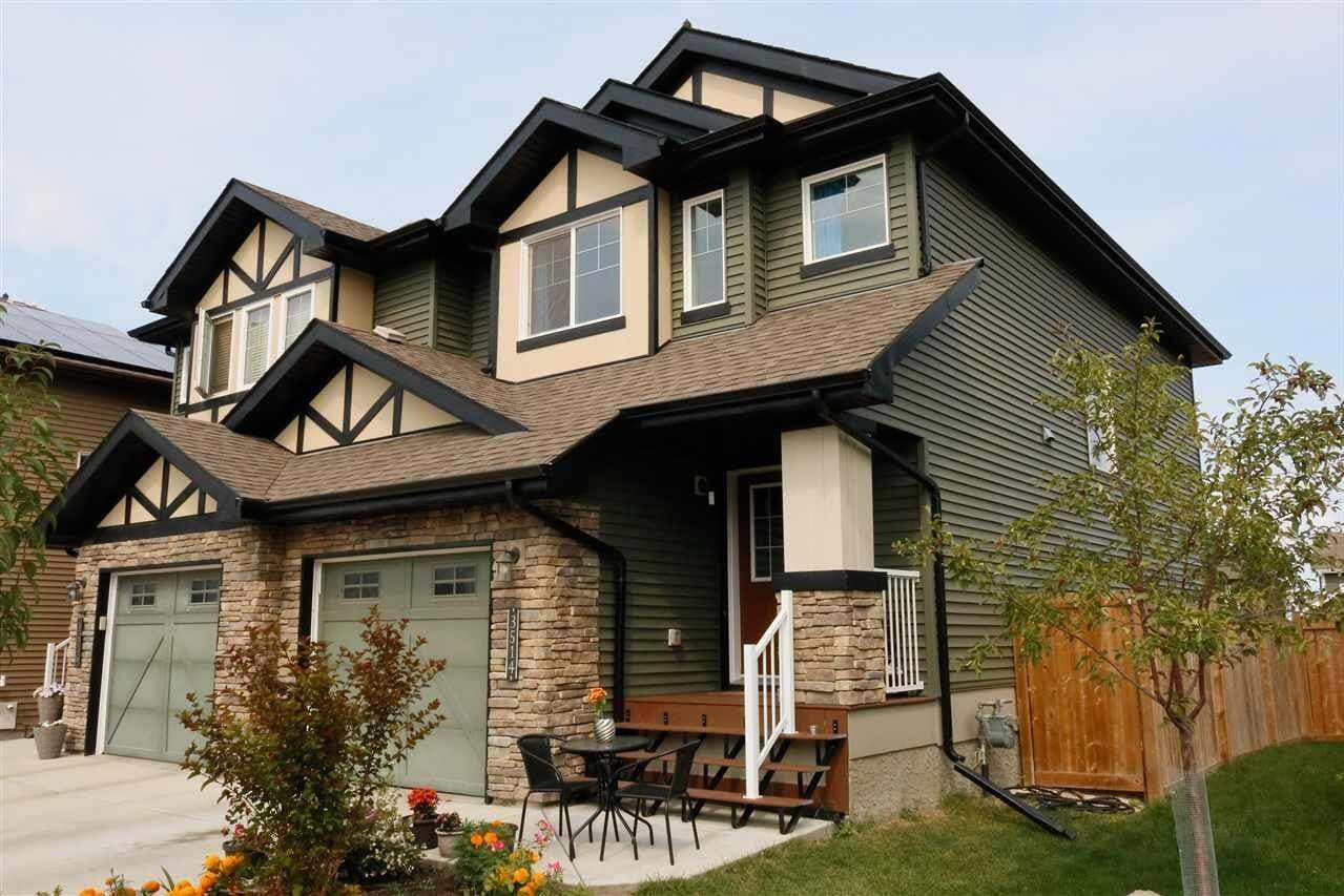 Townhouse for sale at 3514 Weidle Wy SW Edmonton Alberta - MLS: E4214964