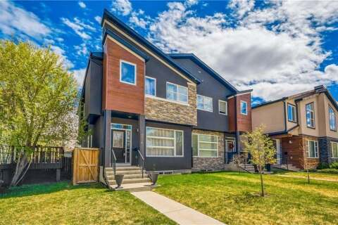 Townhouse for sale at 3516 1 St NW Calgary Alberta - MLS: C4291913