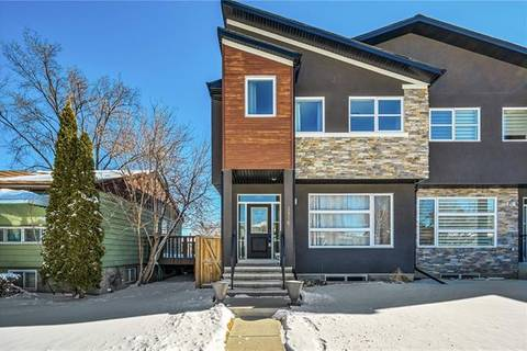 Townhouse for sale at 3516 1 St Northwest Calgary Alberta - MLS: C4291913