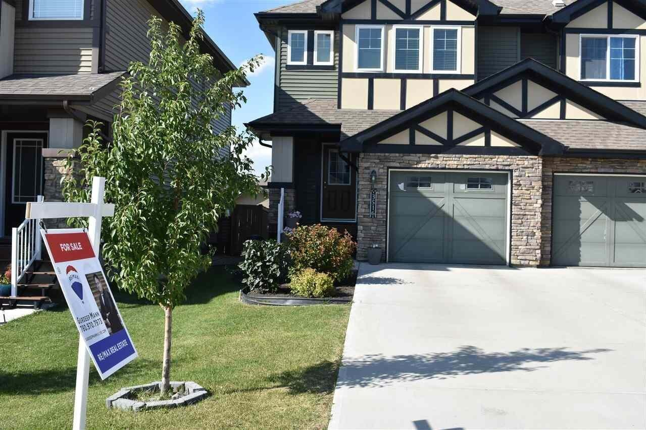 Townhouse for sale at 3516 Weidle Wy SW Edmonton Alberta - MLS: E4199052