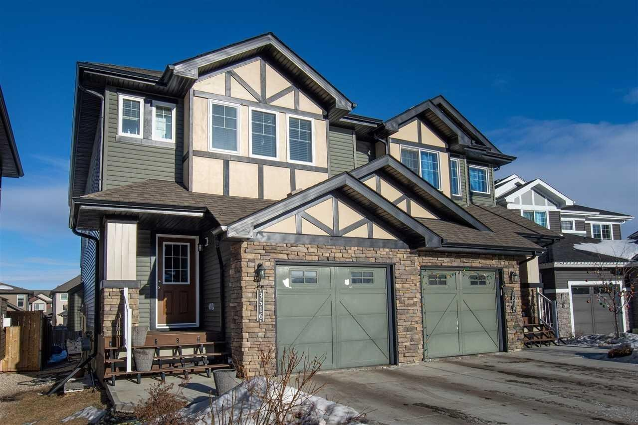 Townhouse for sale at 3516 Weidle Wy SW Edmonton Alberta - MLS: E4225464