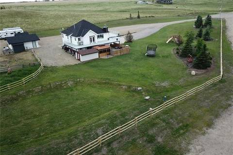 House for sale at 35162 Twp Rd 262 Rd Rural Rocky View County Alberta - MLS: C4291890