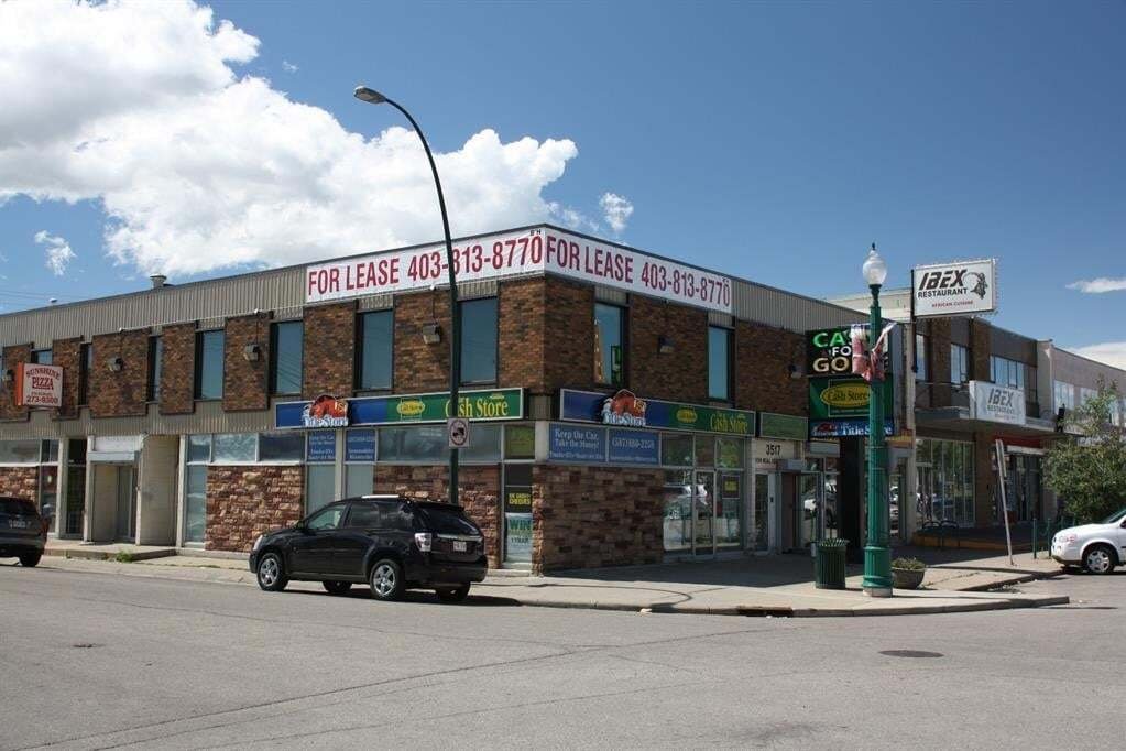 Commercial property for lease at 3517 17 Ave Southeast Calgary Alberta - MLS: A1010633