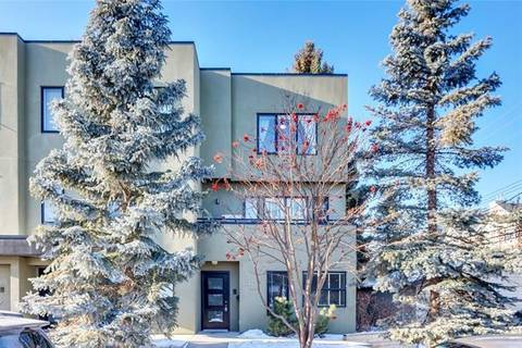 Townhouse for sale at 3517 19 St Southwest Calgary Alberta - MLS: C4279116