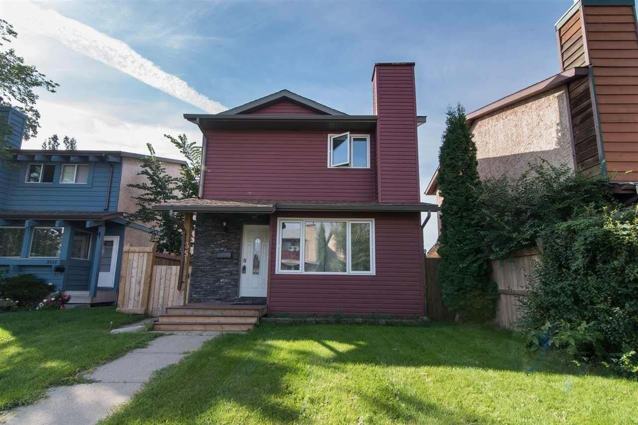 House for sale at 3517 42 Av NW Edmonton Alberta - MLS: E4211577