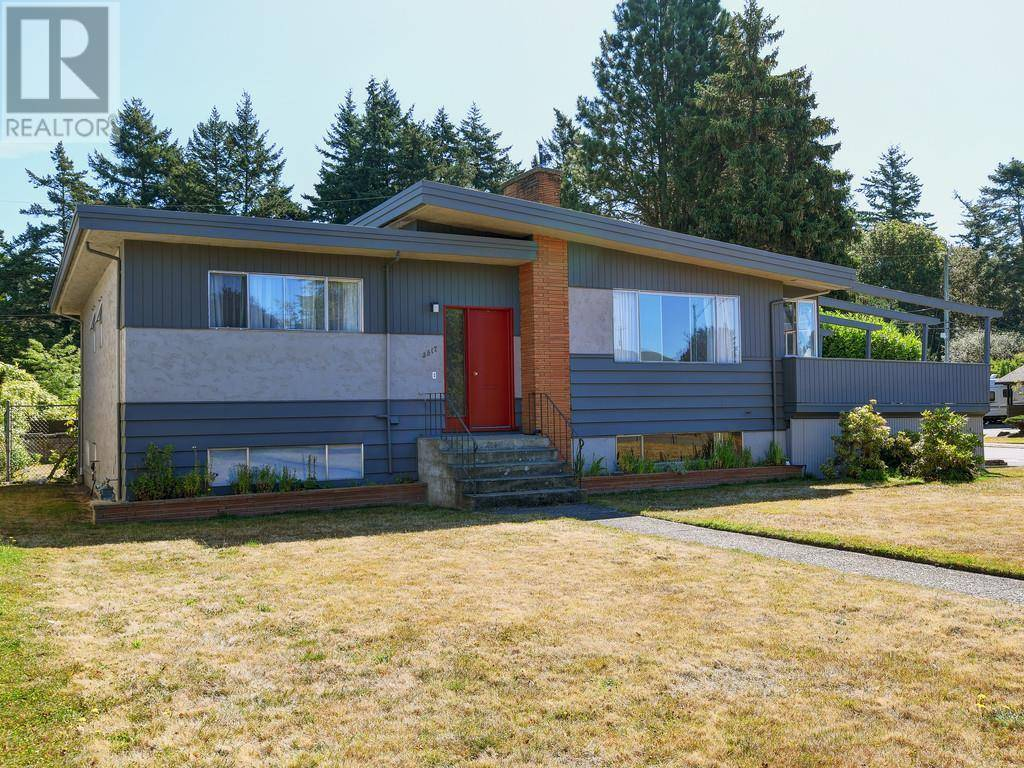 House for sale at 3517 Henderson Rd Victoria British Columbia - MLS: 414109