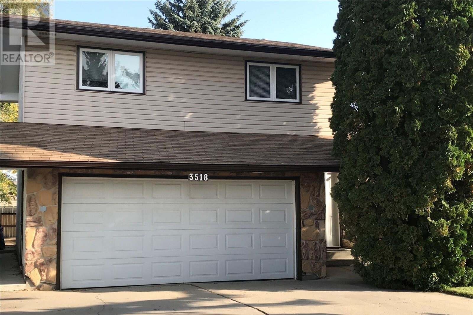 House for sale at 3518 Centennial Dr Saskatoon Saskatchewan - MLS: SK827017